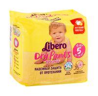 "Подгузники-трусики ""Libero. Dry Pants 5"" (10-14 кг; 18 шт.)"