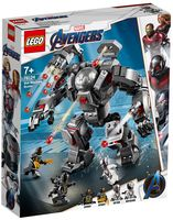 "LEGO Super Heroes ""Воитель"""