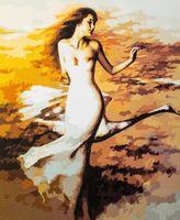 "Картина по номерам ""Гармония с природой"" (400x500 мм; арт. MG117)"