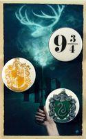 "Набор значков ""Гарри Поттер"" (307)"