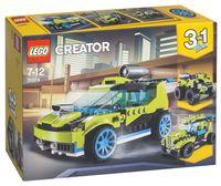 """LEGO Creator """"Суперскоростной раллийный автомобиль"""""""