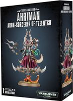 Warhammer 40.000. Thousand Sons. Ahriman. Arch-Sorcerer of Tzeentch (43-38)