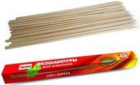 Шампуры деревянные (25 шт.)
