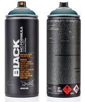 """Краска аэрозольная """"Black. Neptune"""" (синяя; 400 мл)"""