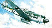 "Истребитель ""Focke-Wulf 190 D-9"" (масштаб: 1/72)"