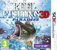 Reel Fishing Paradise (Nintendo 3DS)