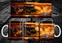 """Кружка """"StarCraft"""" (art. 19)"""