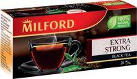 """Чай черный """"Milford. Extra Strong"""" (20 пакетиков)"""
