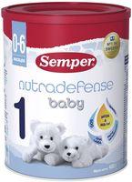 "Сухая молочная смесь Semper ""Baby Nutradefense 1"" (400 г)"