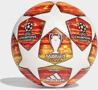 """Мяч футбольный """"Finale 19 Madrid OMB"""" №5 (оранжевый)"""