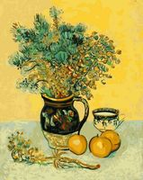 "Картина по номерам ""Ван Гог. Цветок и фрукты"" (400х500 мм)"