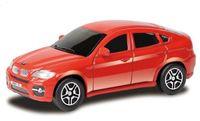"Модель машины ""BMW X6"" (арт. 49940; масштаб: 1/64)"