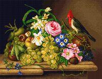 "Алмазная вышивка-мозаика ""Натюрморт с фруктами"""