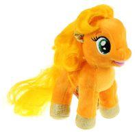 """Мягкая игрушка """"Пони Эпплджек"""" (18 см)"""