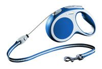 """Поводок-рулетка для собак """"Vario"""" (синий, размер M, до 20 кг/5 м, арт. 12032)"""