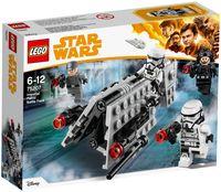 """LEGO Star Wars """"Боевой набор имперского патруля"""""""