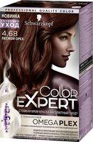 """Краска для волос """"Color Expert"""" тон: 4.68, лесной орех"""