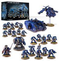 """Набор миниатюр """"Warhammer 40.000. Space Marine Strike Force Ultra"""" (48-50)"""