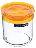 Банка для сыпучих продуктов стеклянная (750 мл; арт. L0387)
