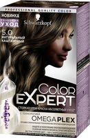 """Краска для волос """"Color Expert"""" тон: 5.0, натуральный каштановый"""
