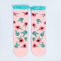 "Носки женские ""Pink flowers"""