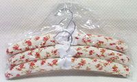 Вешалка для одежды матерчатая (3 шт.; 390 мм)