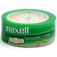 Диск DVD+R Dual Layer 8.5Gb 8x Maxell Bulk 25