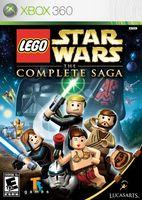 LEGO Star Wars: The Complete Saga (Xbox 360, LT + All, титровый перевод на русский)