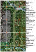 """Карта """"Властелин мира: На рубеже мёртвых земель"""" (32 участка)"""