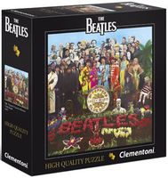 "Пазл ""The Beatles. Sgt. Pepper`s Lonely Hearts Club Band"" (298 элементов)"