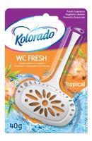 """Освежитель для унитаза """"Kolorado WC Fresh. Тропический"""" (40 г)"""