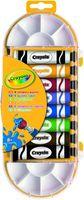 """Краски темперные """"Crayola"""" (8 цветов)"""