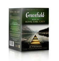 """Чай черный """"Greenfield. Royal Earl Grey"""" (20 пакетиков)"""