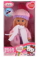 "Кукла ""Hello Kitty. Машенька в зимней одежде"""