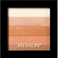 "Палетка для макияжа лица ""Highlighting Palette"" тон: 030, bronze glow"