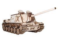 """Сборная деревянная модель """"Танк ИСУ-152"""""""
