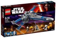 """LEGO Star Wars """"Истребитель Сопротивления типа Икс"""""""