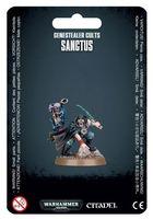Warhammer 40.000. Genestealer Cults. Sanctus (51-49)