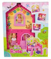 """Дом для кукол """"Эви и ее домик"""""""