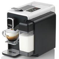 Кофеварка Caffitaly Bianca S22 (черный/белый)