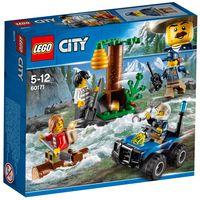 """LEGO City """"Убежище в горах"""""""