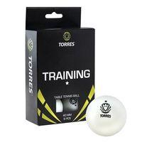 """Мячи для настольного тенниса """"Training"""" (6 шт.; 1 звезда; белые)"""