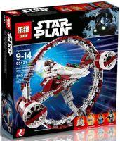 """Конструктор Star Plan """"Звёздный истребитель джедаев с гипердвигателем"""""""