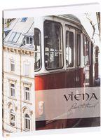"""Тетрадь полуобщая в клетку """"Love to Travel. Viena"""" (48 листов)"""