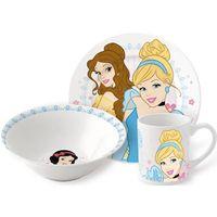 "Набор для завтрака ""Strictly Princess"" (3 предмета)"