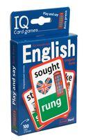 Умные игры с картами. Английские неправильные глаголы. Уровень 2