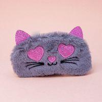 "Маска для сна ""Cat in love"""