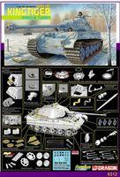 "Тяжелый танк ""Sd.Kfz.182 Kingtiger Porsche Turrett"" (масштаб: 1/35)"
