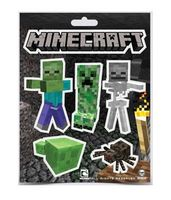 Наклейка Minecraft Monsters Sticker Pack 5 в 1