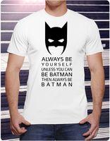 "Футболка мужская ""Бэтмен"" (размер 48; art. 1)"